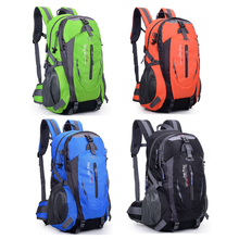 High Quality Outdoor Climbing Bag For Man Waterproof Backpack 40L Travel  Woman Hiking Bags Tourist Backpackers Rucksack