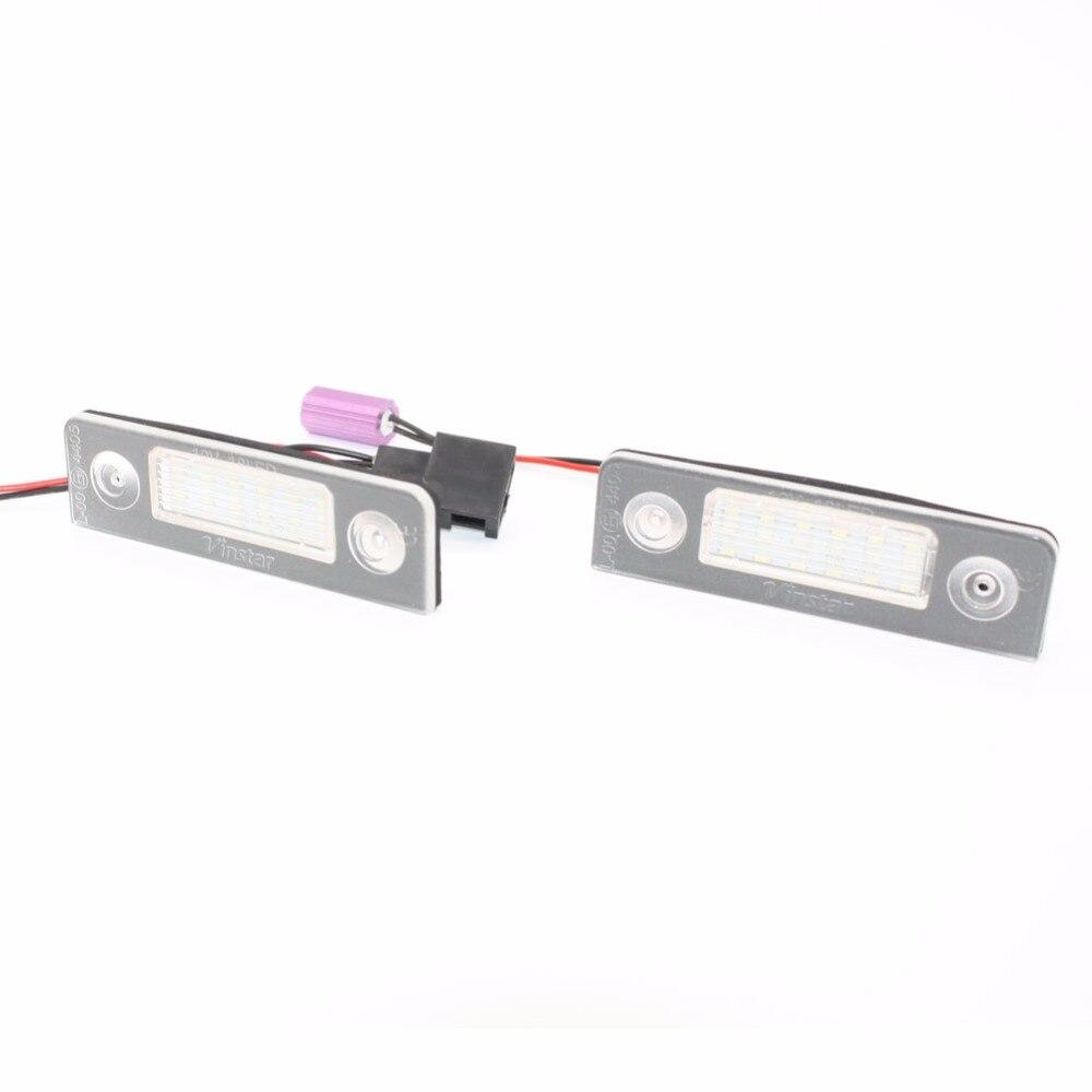 Світлодіодні номерні ліхтарі - Автомобільні фари - фото 2