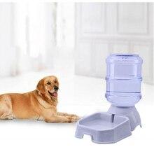 16db807d95f76c 2018 pies automatyczne dystrybutory wody zwierzęta pies kot tacy podajnik  karmienie do picia przenośny podajnik butelka na wodę .
