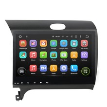 10 inch Android 5.1.1 Quad Core Car GPS Navigation Suit to KIA CERATO/K3/FORTE 2013 2014 2015 Radio Video Player