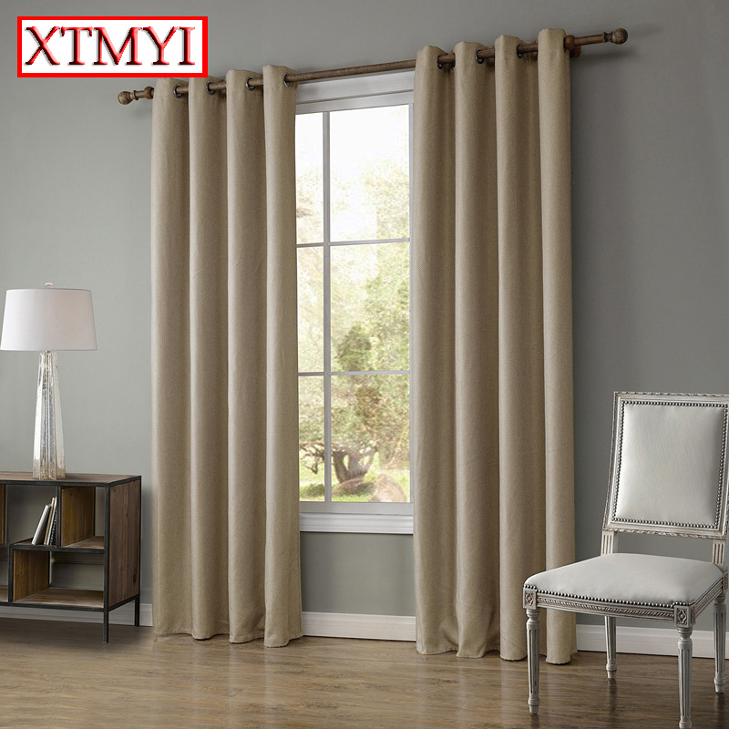 Modern Living Room Curtains Promotion Shop For Promotional Modern