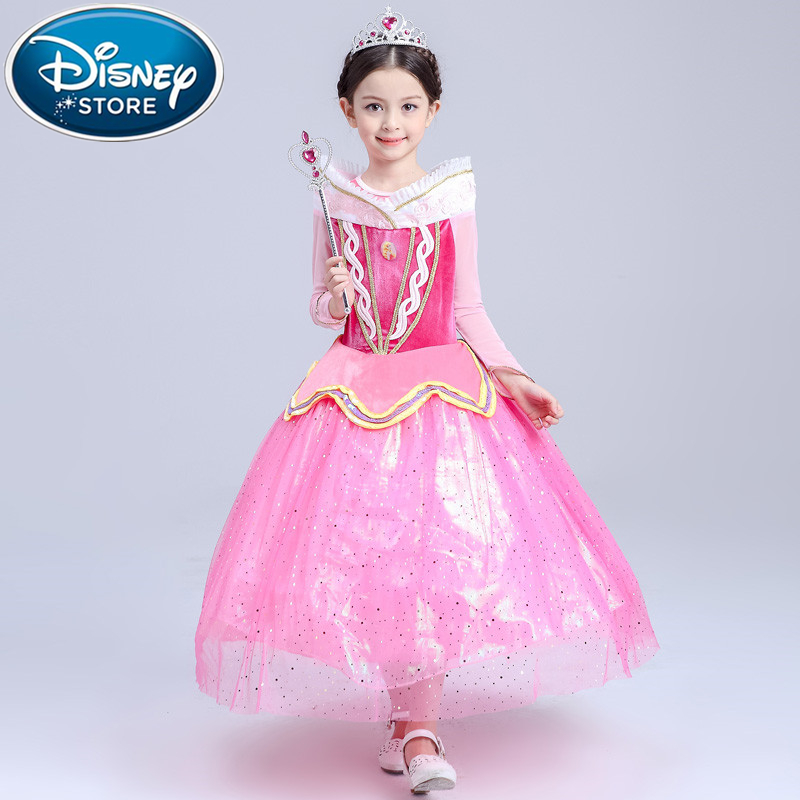 Disney Frozen dress princess cosplay elsa anna snow white clothing christmas costume infant carnival trolls baby clothes kids-in Dresses from Mother u0026 Kids ...  sc 1 st  AliExpress.com & Disney Frozen dress princess cosplay elsa anna snow white clothing ...