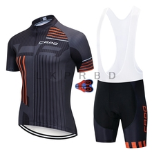 цена на 2019 Summer Short Sleeve Cycling Jersey Set Cycle Clothing Ropa Ciclismo Cycle Maillot Clothing uniformes  MTB Cycle Clothes