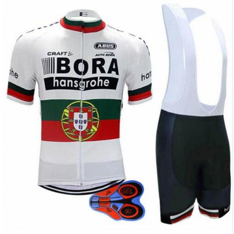 Men's 2018 Pro Summer Cycling Sets BORA Cycling Jersey Clothing Bike Clothing Set Breathable Men Bicycle Wear Cycling Jerseys aubig cool unisex ladies men summer breathable elasctisch cycling clothing full zip jerseys radshorts suit