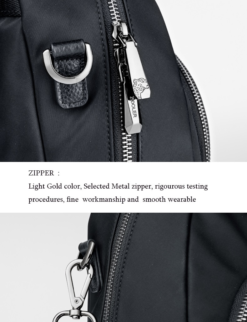 cow&Nylon travel backpack Stop118 20