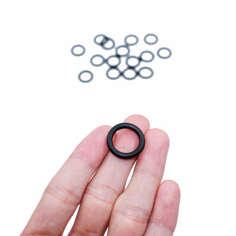 20 sztuk/partia pierścień gumowy czarny pierścień uszczelniający NBR O 2.4mm grubość OD21/22/23/24 /25/26/27/28/29/30mm O pierścień uszczelka podkładka