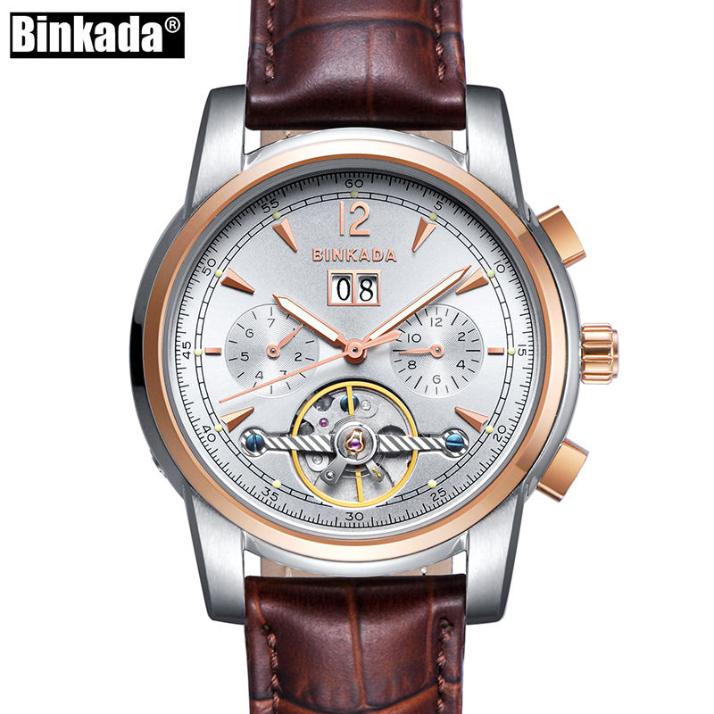 Relogio Masculino Top Luxury Brand Fashion Automatic Mechanical Watches Men Watch Sport Business Wristwatch Male Clock