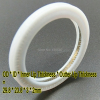 1 Pcs 29 8 23 8 3 2mm Seal Ring Used For Protective Len PTFE Seal