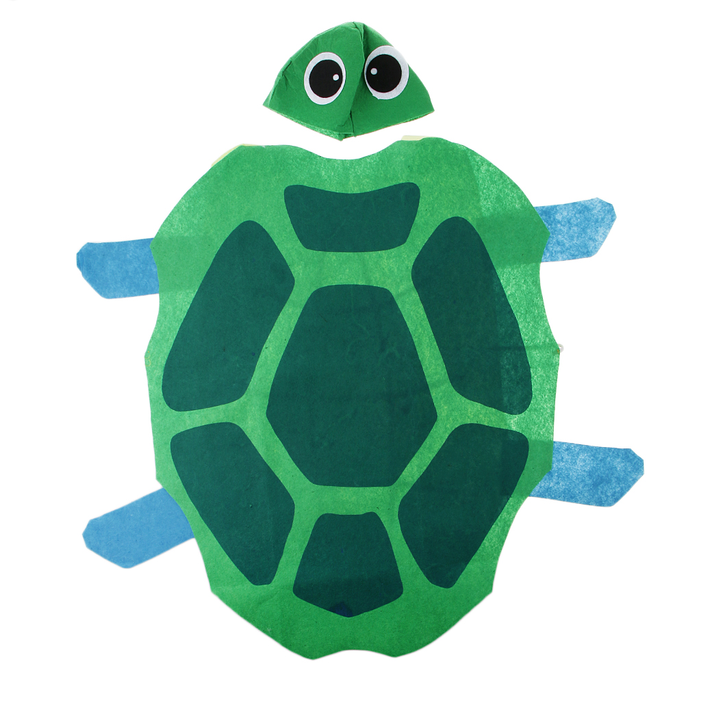 Kids Turtle Costume Nonwovens Fabric Animal Outfit Party Fancy Dress