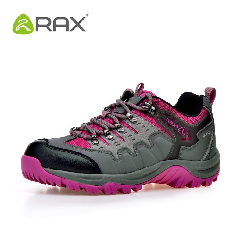 RAX Women Waterproof Leather Hiking Shoes Women Walking Trekking Mountaineering Hunting Shoes  Non Slip Outdoor Sports Sneakers RAX Women Waterproof Leather Hiking Shoes Women Walking Trekking Mountaineering Hunting Shoes  Non Slip Outdoor Sports Sneakers