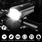 INBIKE 2000 Lumens Rechargeable USB LED Bike Flashlight Lamp Front Bicycle Light Cycling Headlight USB Rechargeable Accessories