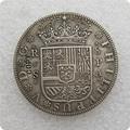 1731 год, Испания, 8 юбилейных монет