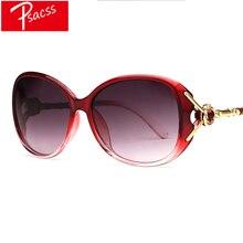 Psacss 2019 NEW Elegant Sunglasses Women Vintage Brand Designer Female Fashion Outdoor Sun Glasses oculos de sol feminino UV400
