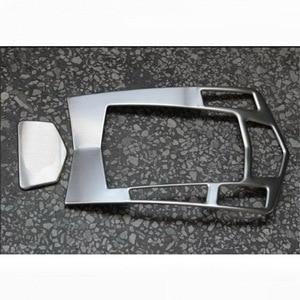 Image 4 - Tonlinker, 2 uds., diseño de coche, de acero inoxidable, panel decorativo, cubierta de caja de luz, apto para accesorios CADILAC SRX