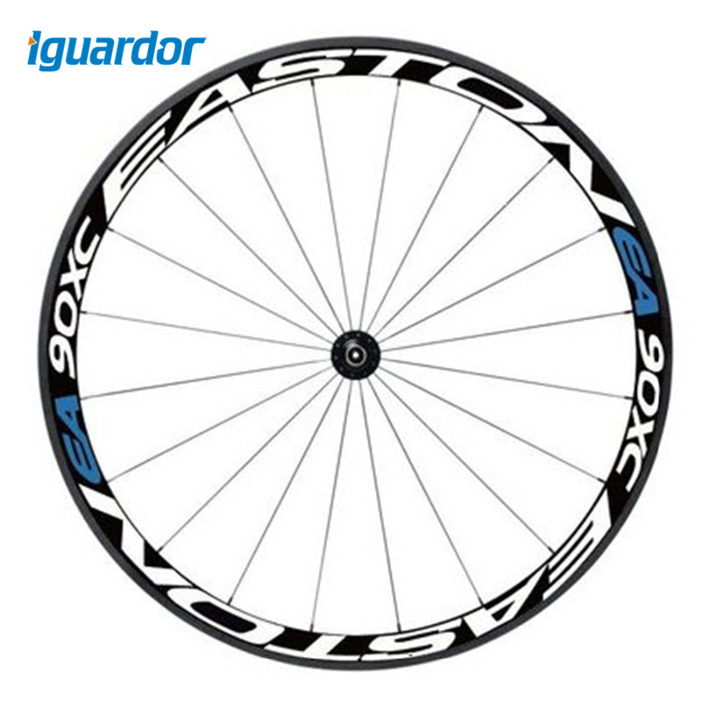 Iguardor 1 Side Bike Bicycle Wheel Rims Light Reflective Stickers Decal Cycling safe Protector 26er 27.5er Bike Accessories