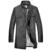 E-artista Longa dos homens Trench Coat Slim Fit Casuais Jaquetas Blusão Fino Casaco Outerwear Para A Primavera Outono Mais tamanho 5XL F05
