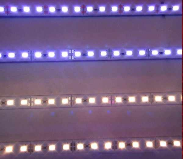 5/10/20/40 قطع 0.25 متر الصلب الصمام شريط ضوء 12 فولت 25 سنتيمتر 18 الصمام smd 5630/5730 سبائك الألومنيوم بقيادة قطاع ضوء الديكور المنزل