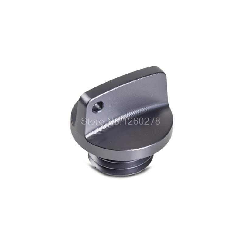 CNC Motorcycle Oil Filler Cap Plug For Honda CBR Ducati Yamaha Kawasaki Triumph