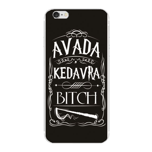 Avada Kedavra Bitch Case For Samsung & iPhone