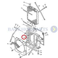 Öl Kühler 4242633 für Hitachi Bagger EX120-in Ölkühler aus Kraftfahrzeuge und Motorräder bei
