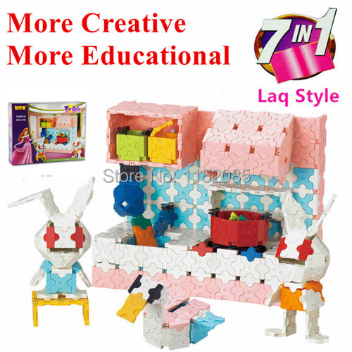 Best Imaginative Toys : Online buy wholesale laq toys from china