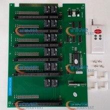 6-in-1 Jamma extension PCB converter board 1 jamma to 6 jamma converting board for arcade