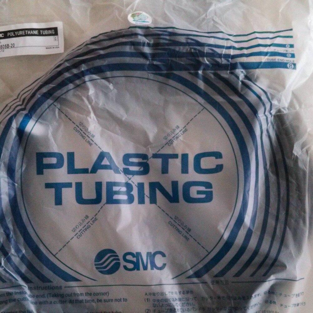 TU0805B-20 SMC Air hose air tube plastic tubing pneumatic component  TU series optimiza tu metabolismo