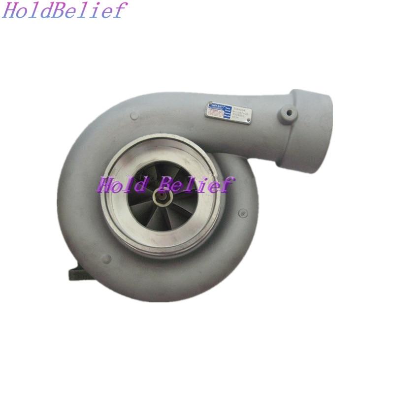 Turbocharger 3594060 / 3594061 / 3801847 Turbo HC5A For K19 Engine