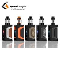 Оригинальный Geekvape Aegis Legend 200 Вт комплект электронных сигарет поле Mod Vape с Aero сетки Sub Ом бак Vape испаритель VS Smok