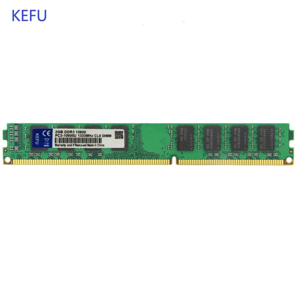 PC3 10600 Elpida 2GB DDR3 1333 240-Pin DDR3 SDRAM