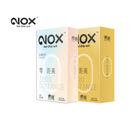 NOX High Quality Sex Condom Intimate Good Zero Distance Super Soft Feelingless Premium Ultra thin Condom For Man Sex Product Toy