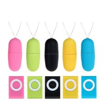 Waterproof 20 Speeds Remote Control Vibrating Love Egg, Wireless Bullet Vibrator Adult Sex toys for Woman