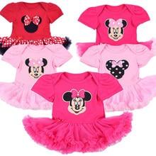 Compra Vestido Para Niña Con Minnie Mouse Online Compra