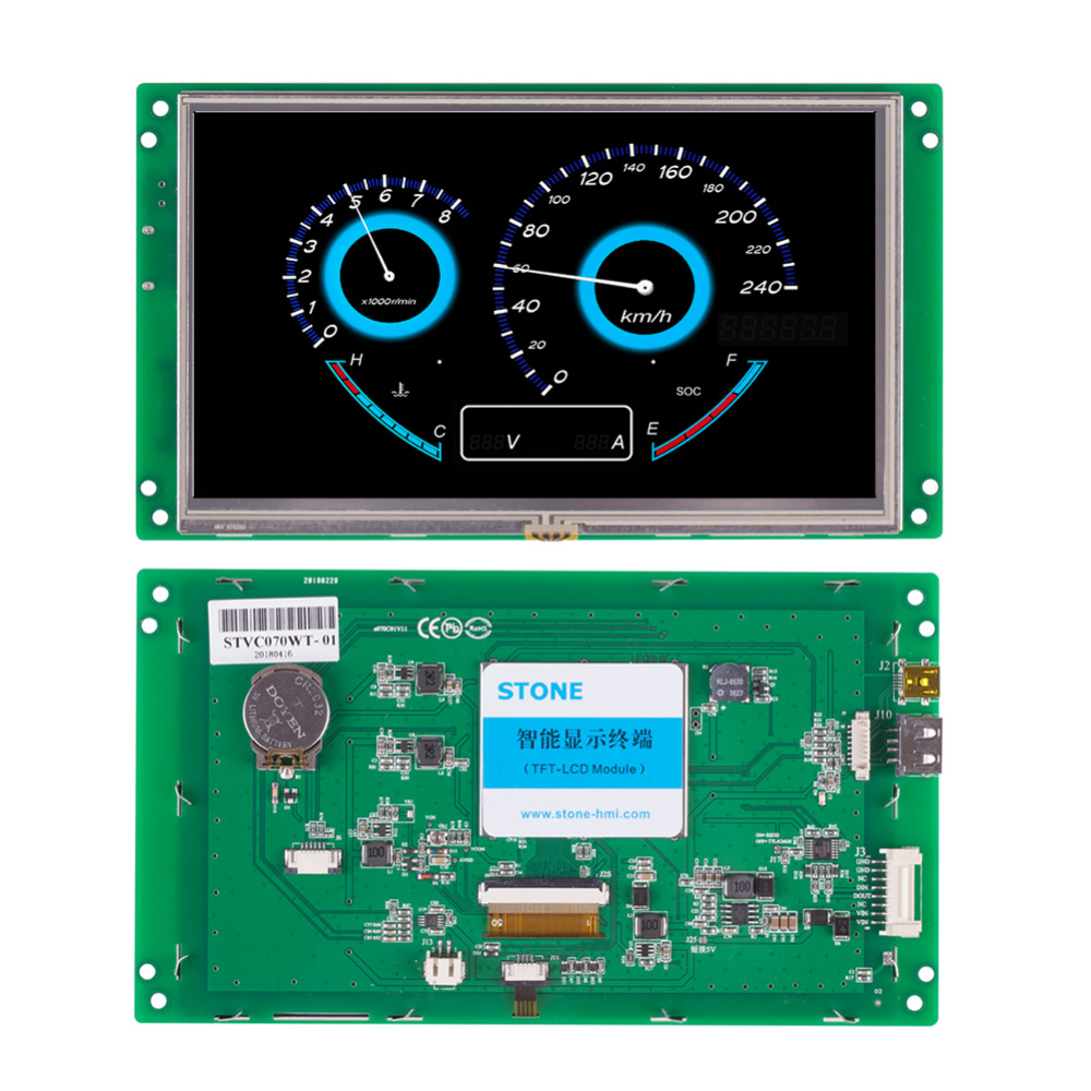 7.0 LCD Touch Screen Module TFT Display7.0 LCD Touch Screen Module TFT Display