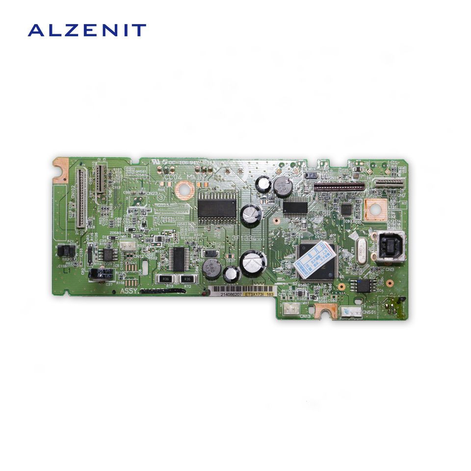 GZLSPART For Epson L210 L211 Original Used Formatter Board  Printer Parts On Sale  alzenit for epson lq 300k 2 300k ii lq 300k ii lq300 ii lq300 2 original used formatter board printer parts on sale