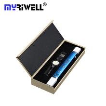 Lo nuevo 3D Pluma MYRIWELL RP-100C Tercera generación USB Enchufe 5 V 2A Creativo Caneta Pluma 3D graffiti Digital pen 4 velocidad regulación