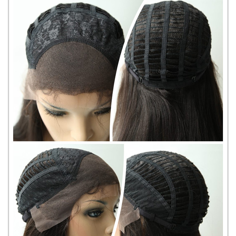 Pleasant Synthetic Lace Front Wig African American Layered Bob Wigs Side Hairstyle Inspiration Daily Dogsangcom