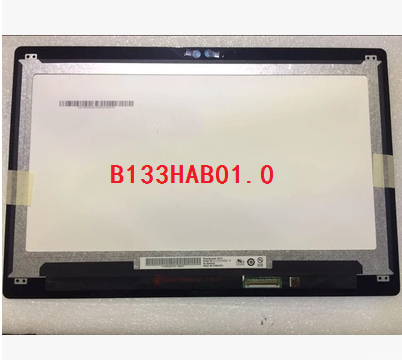 B133HAB01.0 New 13.3 inch tablet LCD screen free shipping free shipping original 9 inch lcd screen cable numbers kr090lb3s 1030300647 40pin