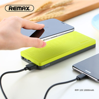 Remax 10000 mAh Qi Wireless Power Bank Quick Charging External Batteries For Samsung S9 2.4A Output Poverbank For iphone x 8 8p