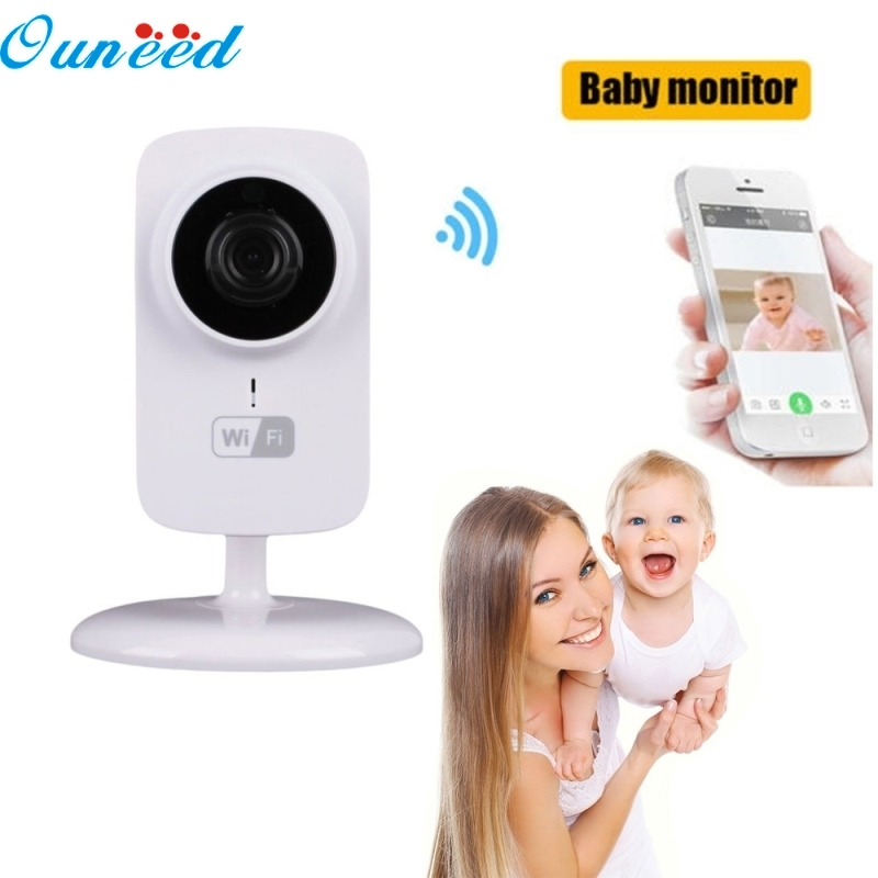 Ouneed 720P Wireless Network Wifi Security IR IP Camera Baby Monitor Video Night Vision 1 PC howell wireless security hd 960p wifi ip camera p2p pan tilt motion detection video baby monitor 2 way audio and ir night vision
