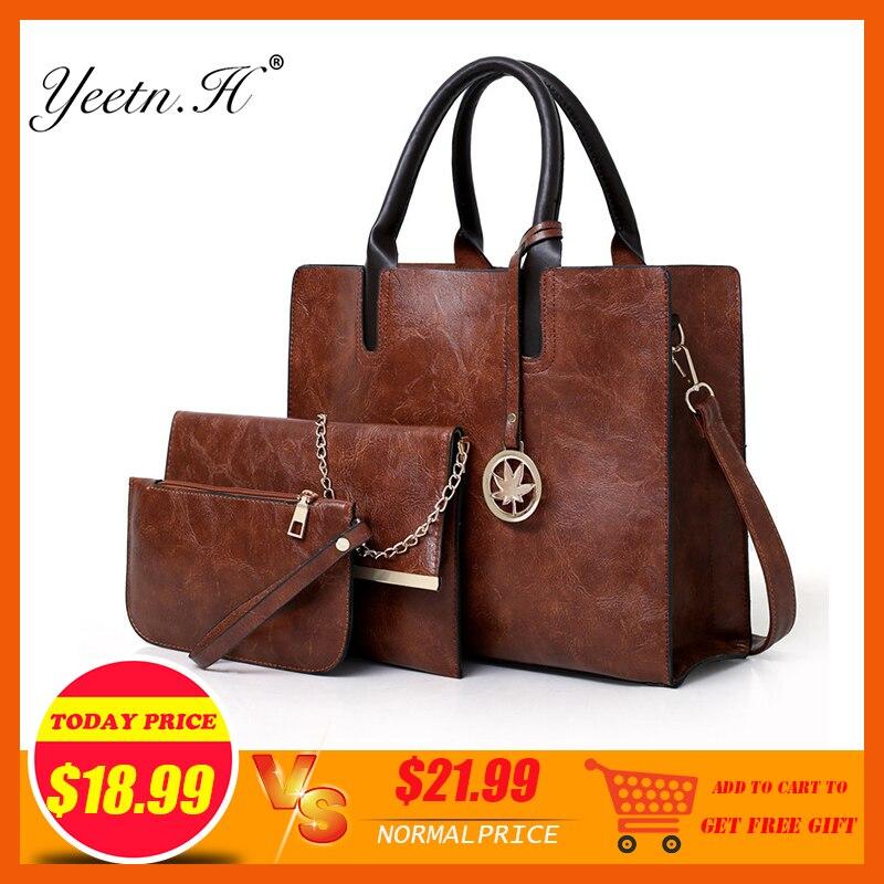 515aa7446 Melhor Bolsas de luxo Mulheres Sacos Designer de Saco Composto Pu Totes Sacos  de Ombro Crossbody Do Vintage saco Bolsas Feminina Embreagem M8815 Barato  ...