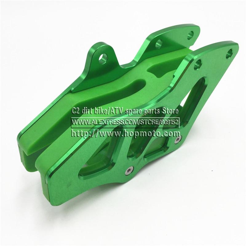 Billet Rear Chain Guide Guard For Kawasaki KX250F KX450F KXF250 KXF450 09-16
