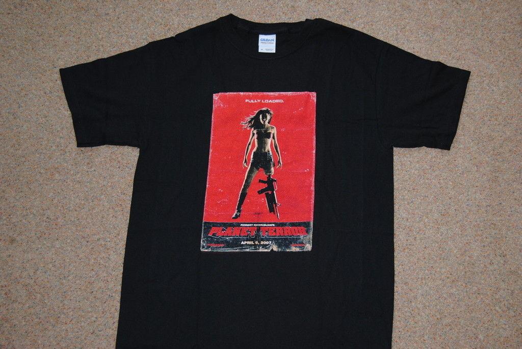 grindhouse-planet-terror-t-shirt-new-official-film-movie-horror-font-b-tarantino-b-font-shirts-summer-short-sleeve-novelty