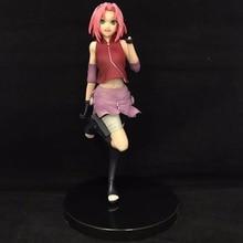 NEW hot 21cm Naruto Haruno Sakura action figure toys collection Christmas gift with box