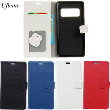 Uftemr Case For Samsung Galaxy S8 Project Dream SM-G9500 SM-G950U Magnetic Genuine Leather Flip Wallet Cover Case phone Case