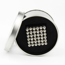 222 pcs NdFeB Magnet Balls 5mm diameter Strong Neodymium Sphere D5 ball Permanent Magnets Rare Earth Magnets with Gift Box Bag