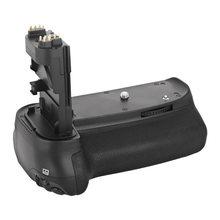 цена Mk-70D Bg-E14 Travor Vertical Battery Grip Holder For Eos 70D 80D Cameras онлайн в 2017 году