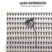 C-Lash Curl Natural Individual False Eyelashes Extension 14mm 12mm 11mm 10mm 8mm