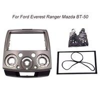 DOUBLE DIN Car Radio Fascia For FORD Ranger 2006 2010 Everest 2006 MAZDA BT 50 BT50