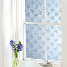 Static Privacy Window foil film Frosted glass sticker Opaque stained office Home Self-Adhesive Decorative PVC film on the window цена 2017